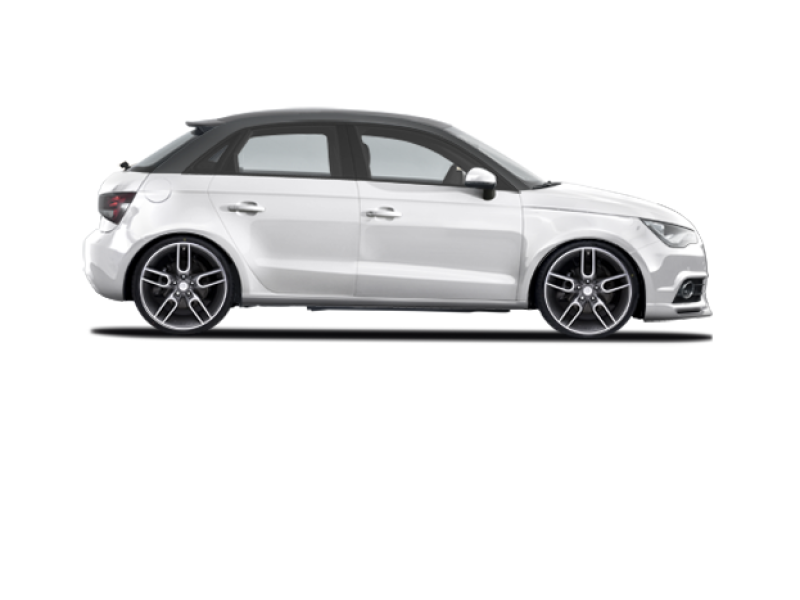 Small Luxury Car Example Vehicle: Audi A1 Car Hire Deals