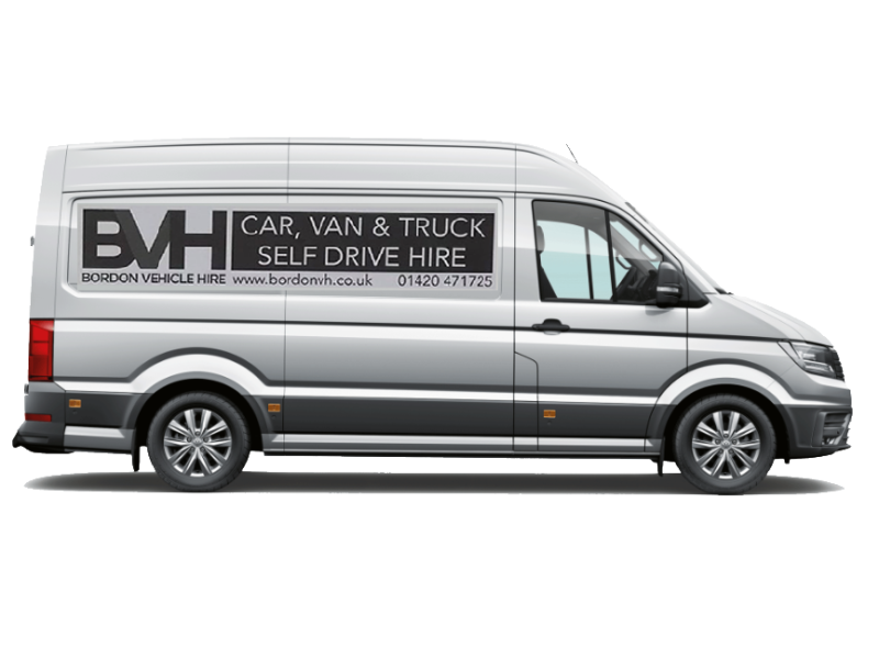 Long Wheelbase Van   Car Hire Deals