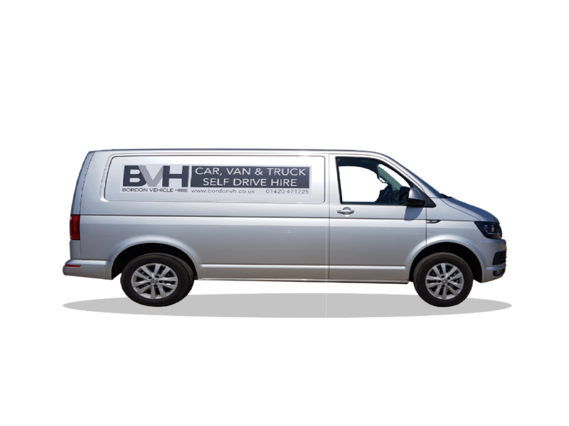 Medium Wheelbase Van   Car Hire Deals