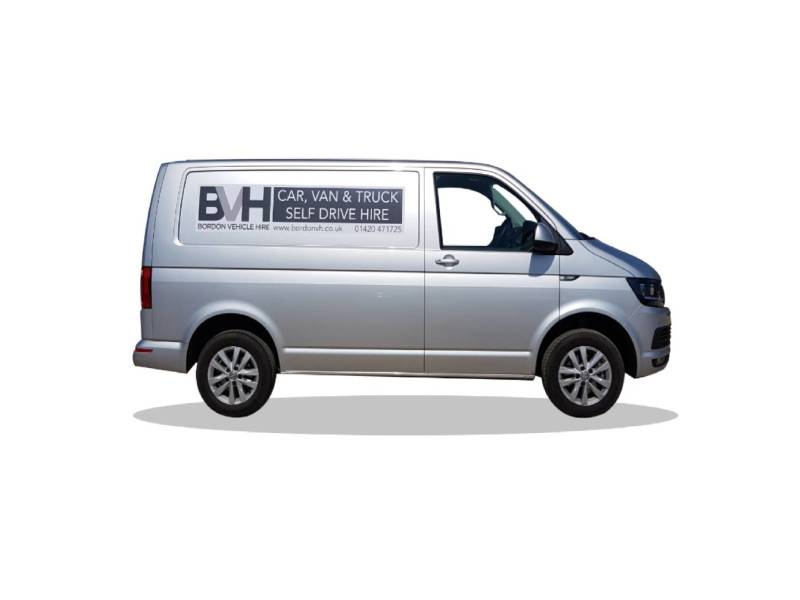 Short Wheelbase Van   Car Hire Deals