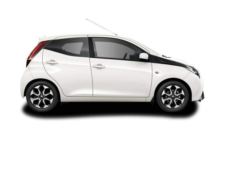 Small Basic Car Example Vehicle: Toyota Aygo Car Hire Deals